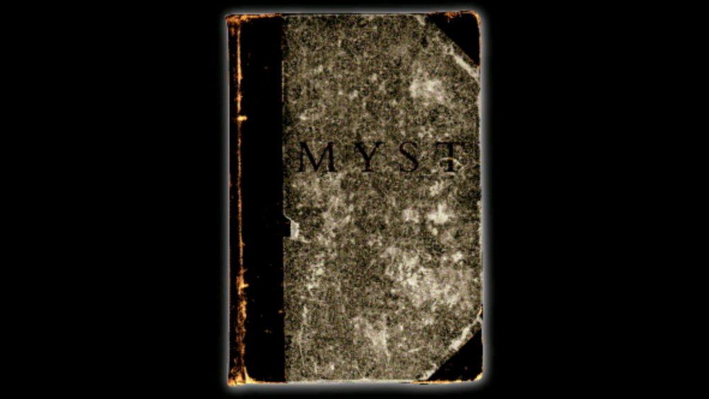 Entre dans Myst à travers ce livre-relais
