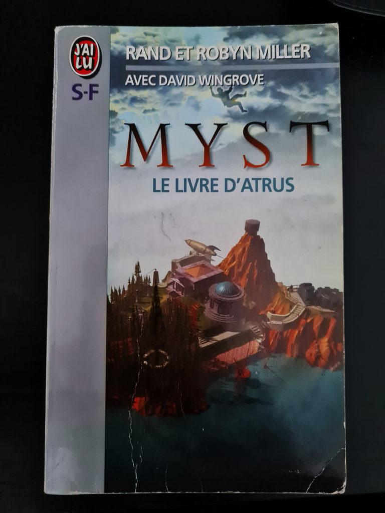 première de couverture livre d'atrus